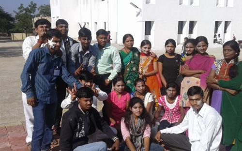 Student Group for Youth Festivalof  Aurangabad