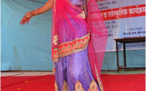 Sana Shaikh of Solo Dance