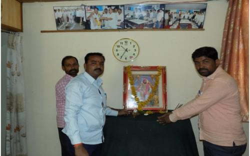 Dr. Ashok Gholve on the occasion of Shahu Jayanti