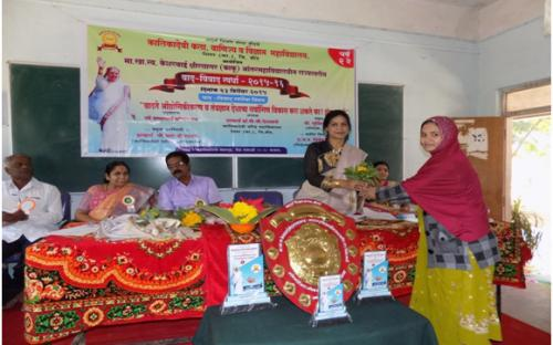 Felicitation of Chief Guest