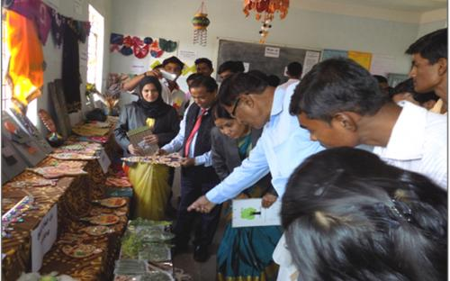 Environment Conservation and Vermi Compost Need of Farmers by Botany Department